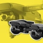 The DJI Mavic 2 will come in multiple versions, and one has a zoom lens