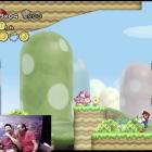 I'm really bad at Mario... because I grew up in China