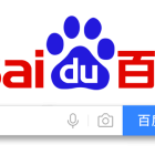 How does Baidu's search engine compare to Google?
