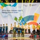China takes first esports gold at the Asian Games in Arena of Valor