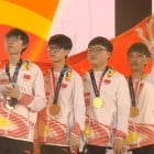 China tops South Korea in epic League of Legends showdown at the Asian Games 2018