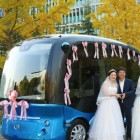 Want a driverless car for your wedding? Work for Baidu
