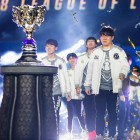 Invictus Gaming wins coveted League of Legends Worlds title for China