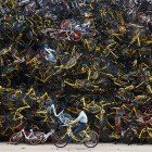 Remember China's bike sharing boom? Those bikes are now scrap metal