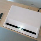 We're checking out Xiaomi's short-throw laser projector