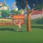 Miyazaki and Zelda combine in this fun open-world crafting adventure