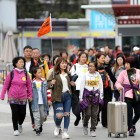 Beijing wants to use facial recognition to blacklist unruly tourists