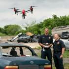 DJI drones helped fight Notre Dame fire, not France's Parrot