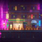 Tales of the Neon Sea is a beautiful but slow cyberpunk puzzle game