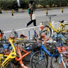 Nearly 2 million shared bikes are now clogging up China's capital
