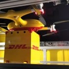 DHL drones make package deliveries in southern China
