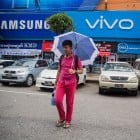 Chinese brands make up most of Southeast Asia's smartphone market