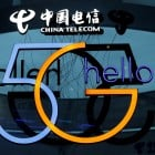 Two of China's telecoms are working together on a 5G network