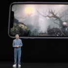 Apple couldn't forget about China during the iPhone 11 Pro event