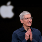 Apple's CEO meets Chinese regulator days after Hong Kong protest map controversy