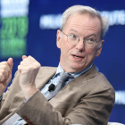 Ex-Google CEO Eric Schmidt: China is ahead in some AI areas