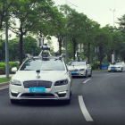 Nissan-backed self-driving startup offers robotaxis in China