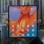 The Huawei Mate X is a foldable phone that looks better than it feels