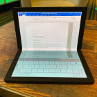 CES reminds us that foldable screens aren't going away