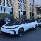 Bankrupt founder of Faraday Future still wants to challenge Tesla