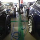China is working on battery-swapping standards for electric cars