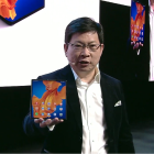 Huawei's new foldable phone