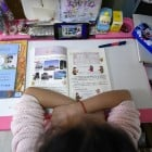 Online classes in coronavirus-hit China leave kids without Wi-Fi struggling