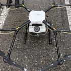 Drones help disinfect Spain