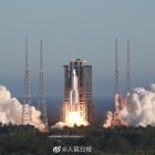 China successfully launches manned spacecraft prototype