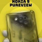 The Nokia 9 PureView uses five cameras to take one photo