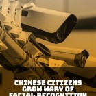 Chinese citizens are growing more critical of facial recognition