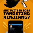 New swarm of pro-China Twitter bots spreads information about Xinjiang