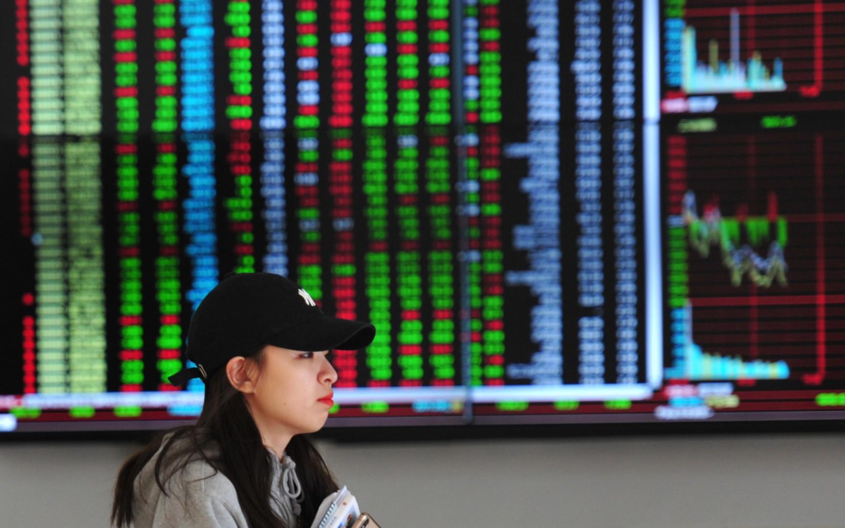 5a0c07ad241f Stocks Blog  Shanghai breaks week s losing streak -- with a teensy ...