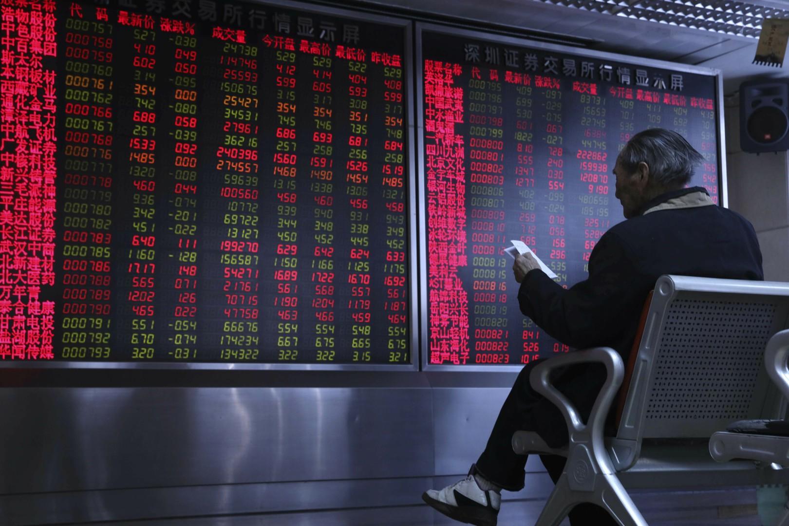 ba1b40e028 Stocks Blog  Hang Seng Index rises on China s pledge to liberalise ...