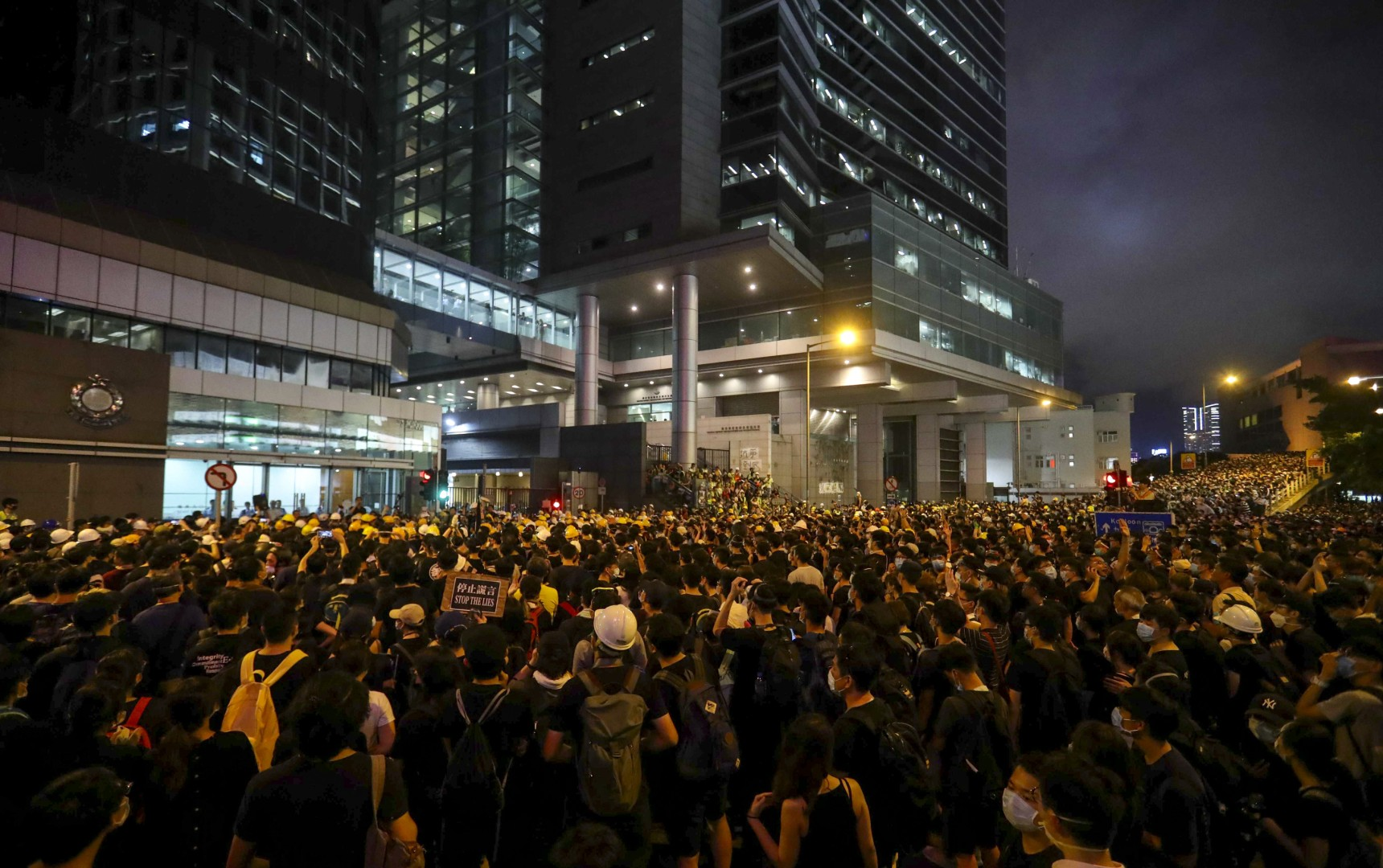 As it happened: How Hong Kong extradition bill protesters continued