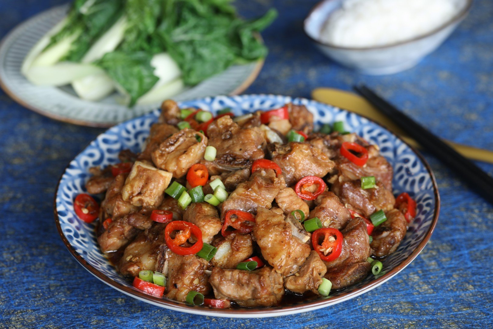 Easy Chinese Steamed Pork Spare Ribs With Garlic And Chilli Recipe Scmp Cooking