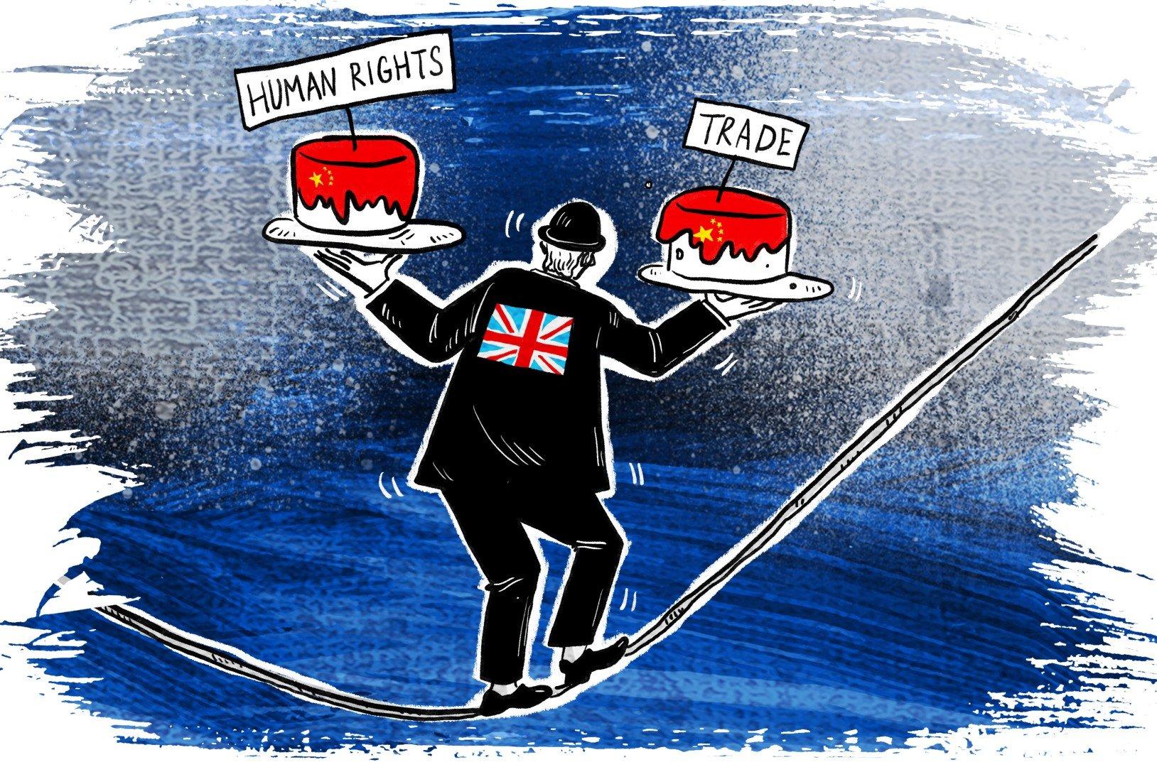 Boris Johnson's China balancing act faces test as G7 comes to town | South  China Morning Post