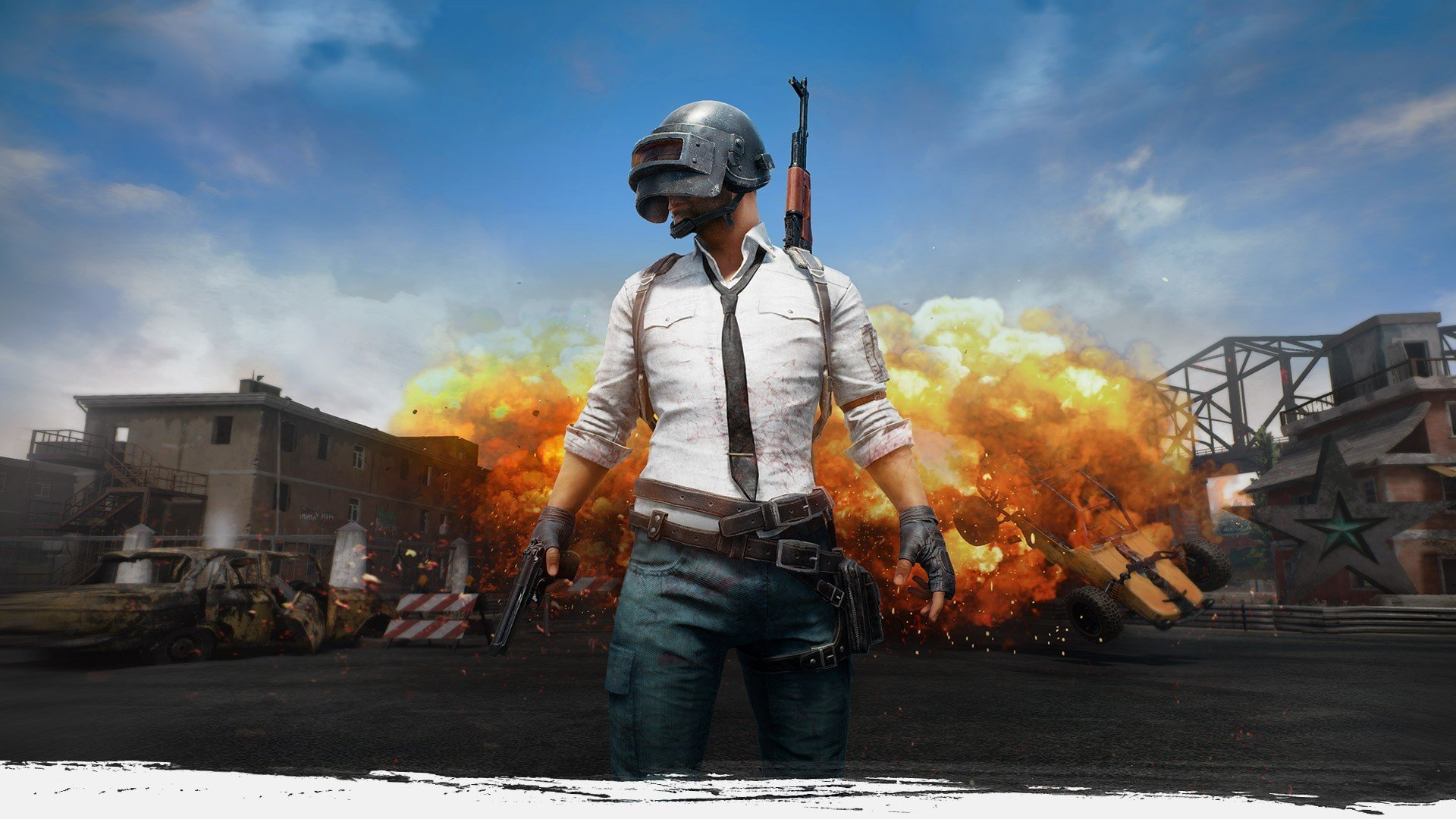 PlayerUnknown's Battlegrounds is the world's most popular