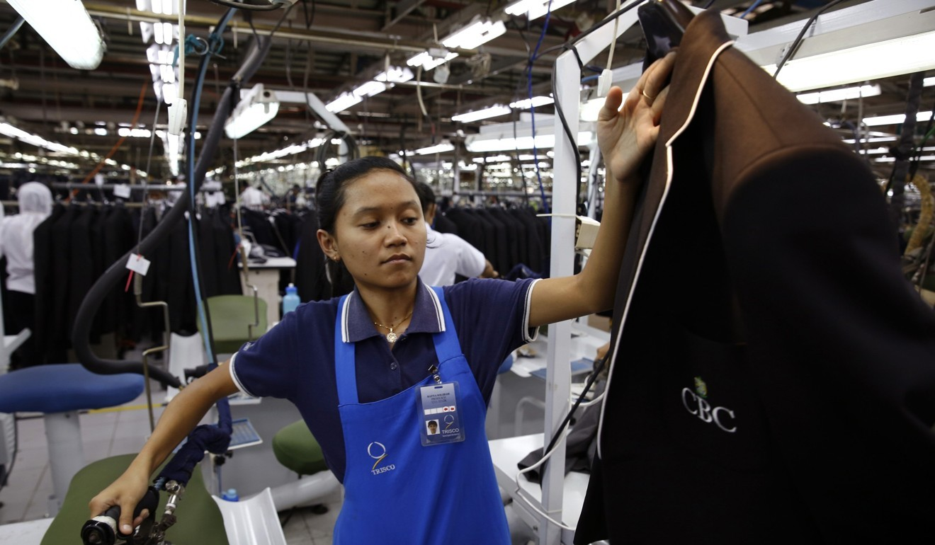 Shenzhen-listed textile firm's Indonesia investment fuels