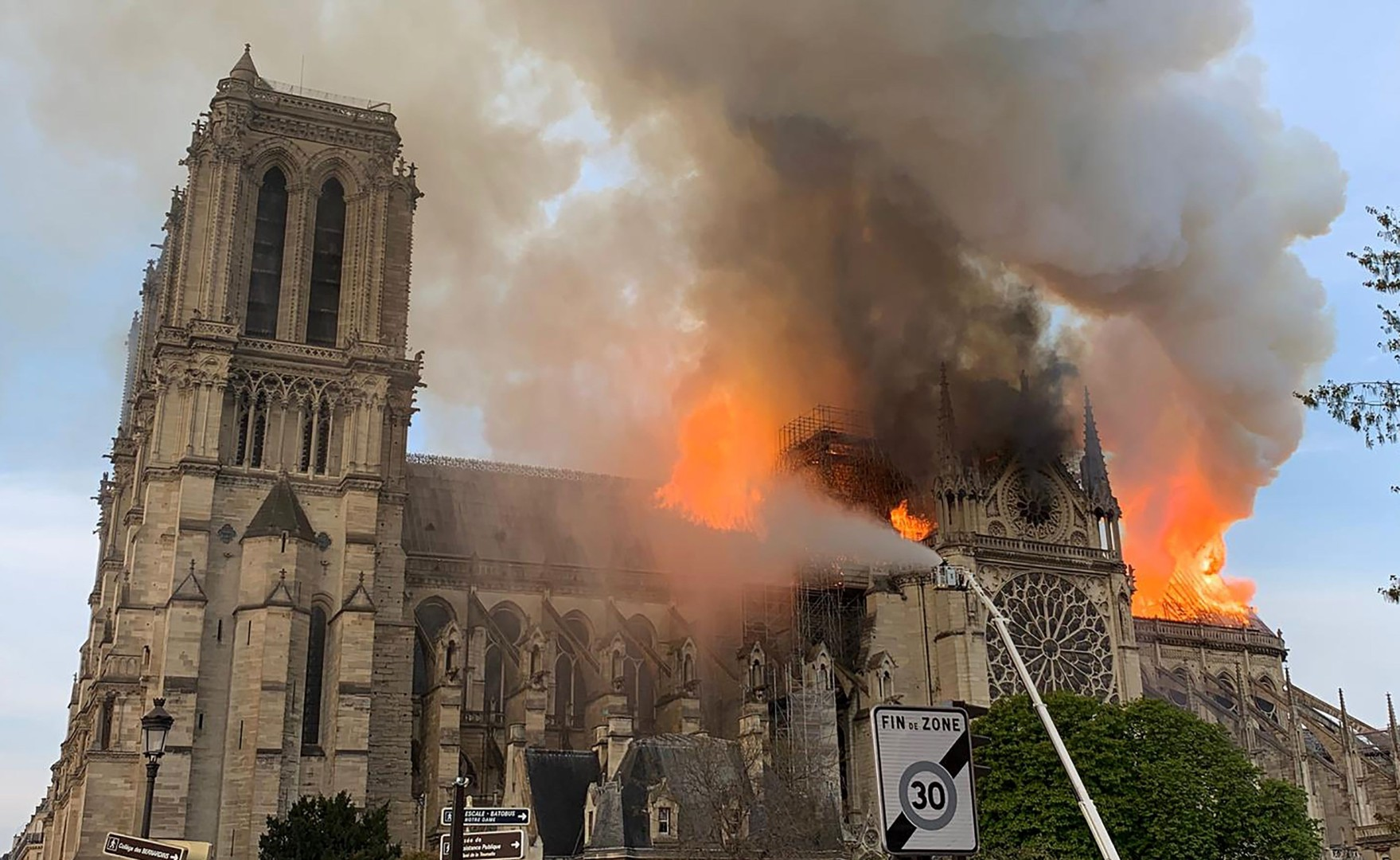 Notre Dame must rise from the ashes | South China Morning Post