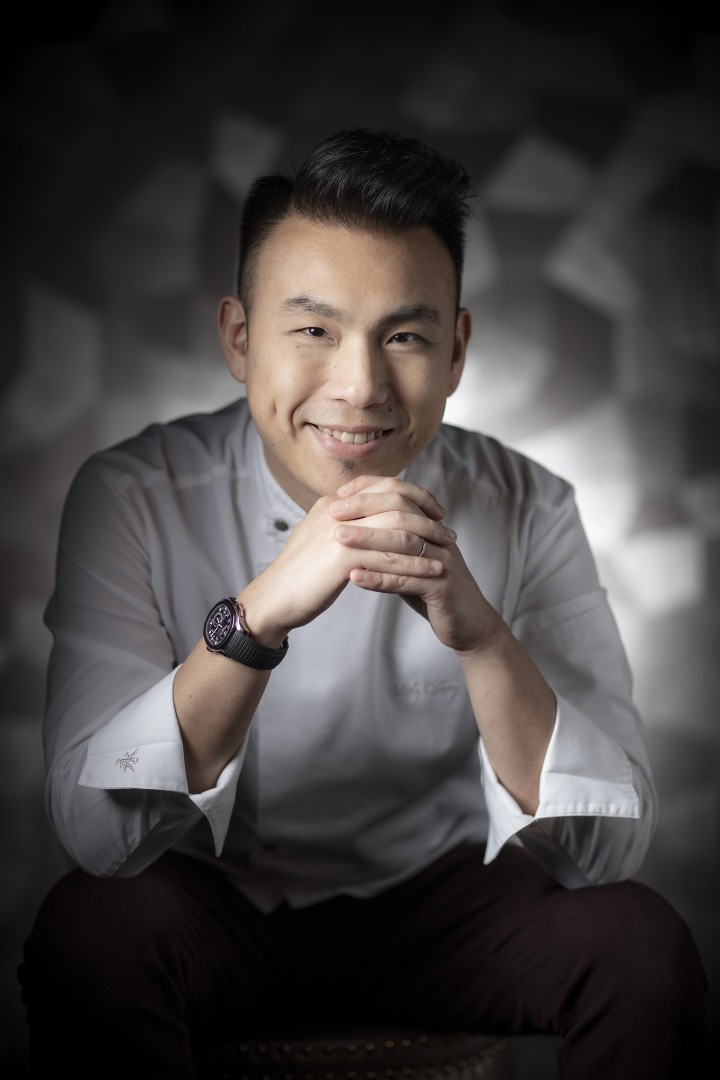 2c743e7a Chef Vicky Cheng of Michelin-star Hong Kong restaurant Vea shares how  Canto-pop record changed his life | South China Morning Post