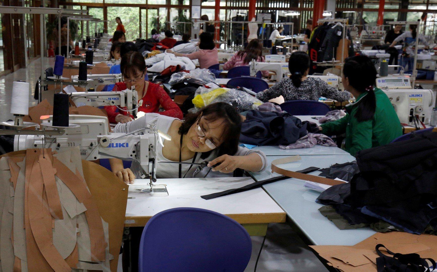 Trade war pushing companies from China to Vietnam, but
