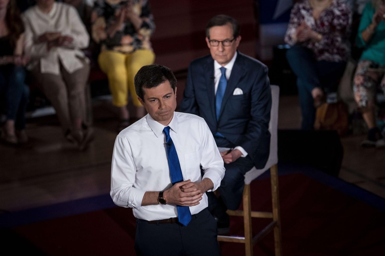 Democrat Pete Buttigieg finds friends on Fox as he calls out