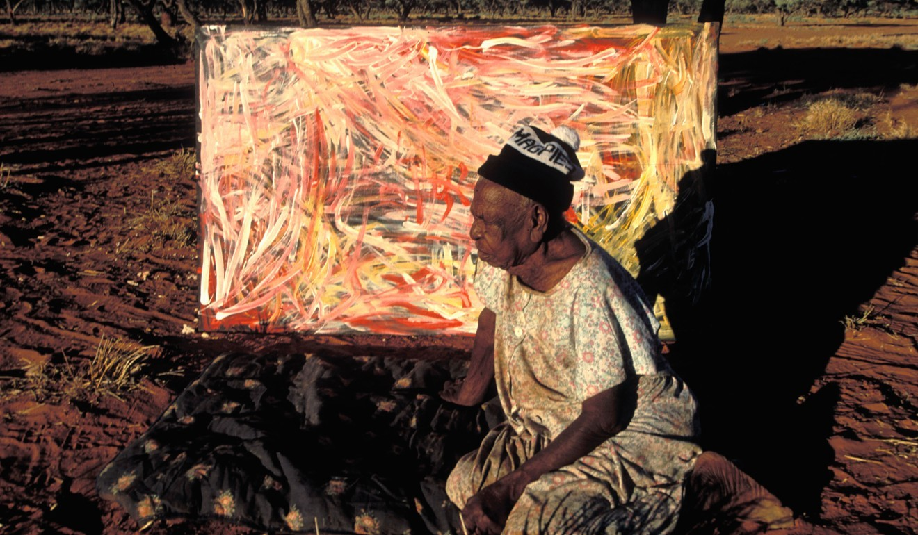 4a36e2ee0 Australian Aboriginal art on Madison Avenue? Thank Steve Martin, its  surprising new champion | South China Morning Post