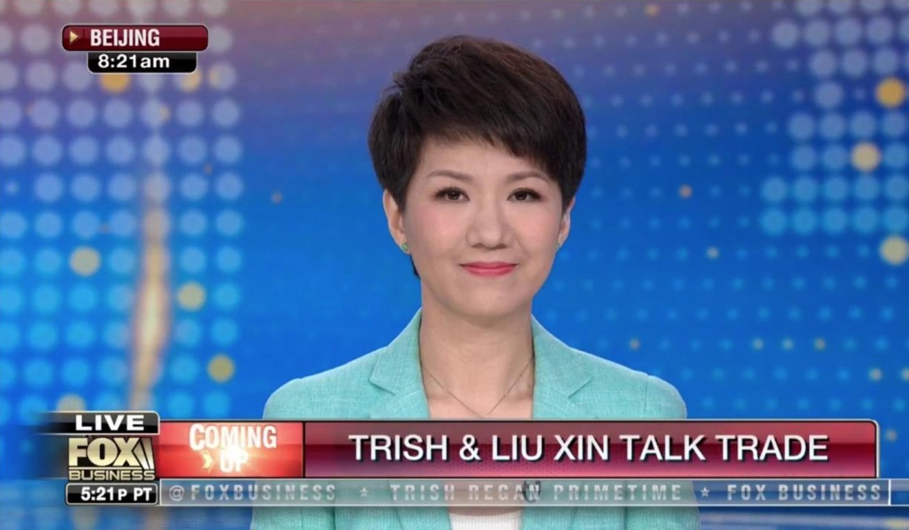Fox vs CGTN: Chinese and US TV hosts to go head to head on trade in