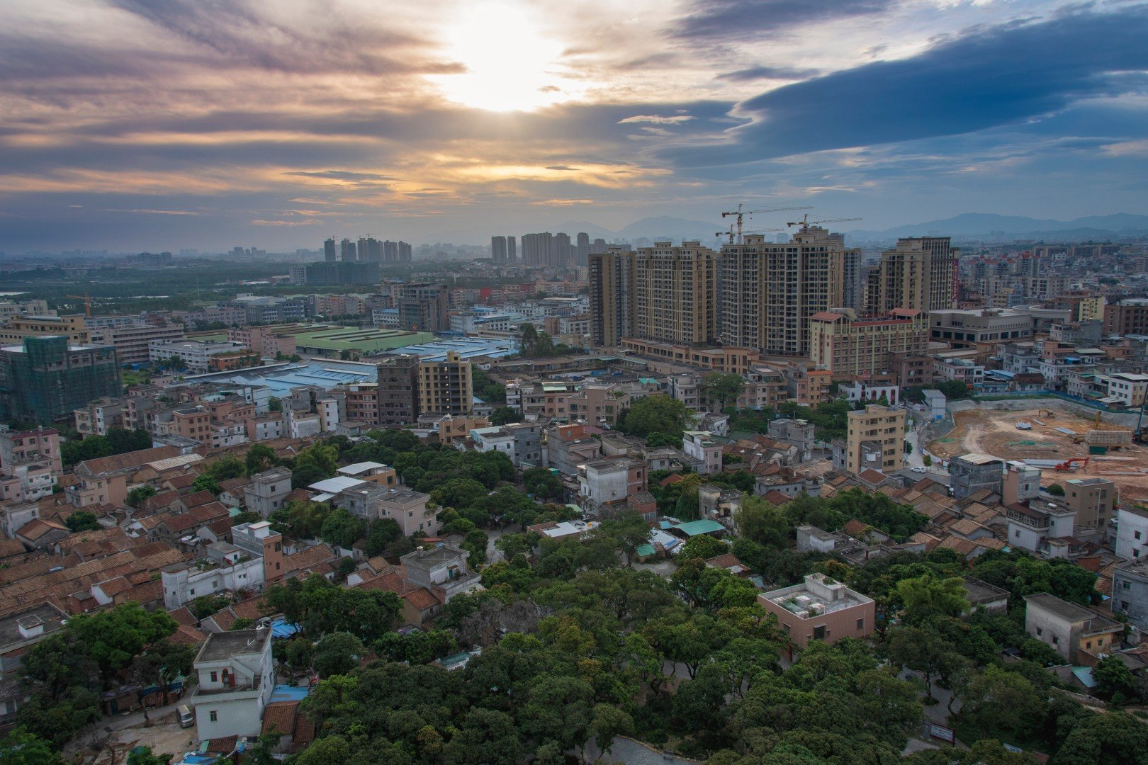 Can the 'world's factory', Dongguan, tame its runaway land prices by