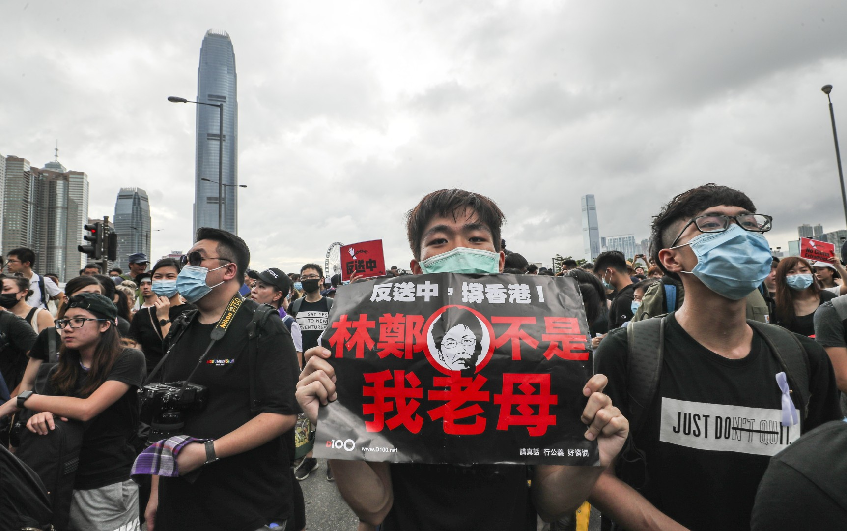 What's eating Hong Kong's young protesters? Maybe it's the