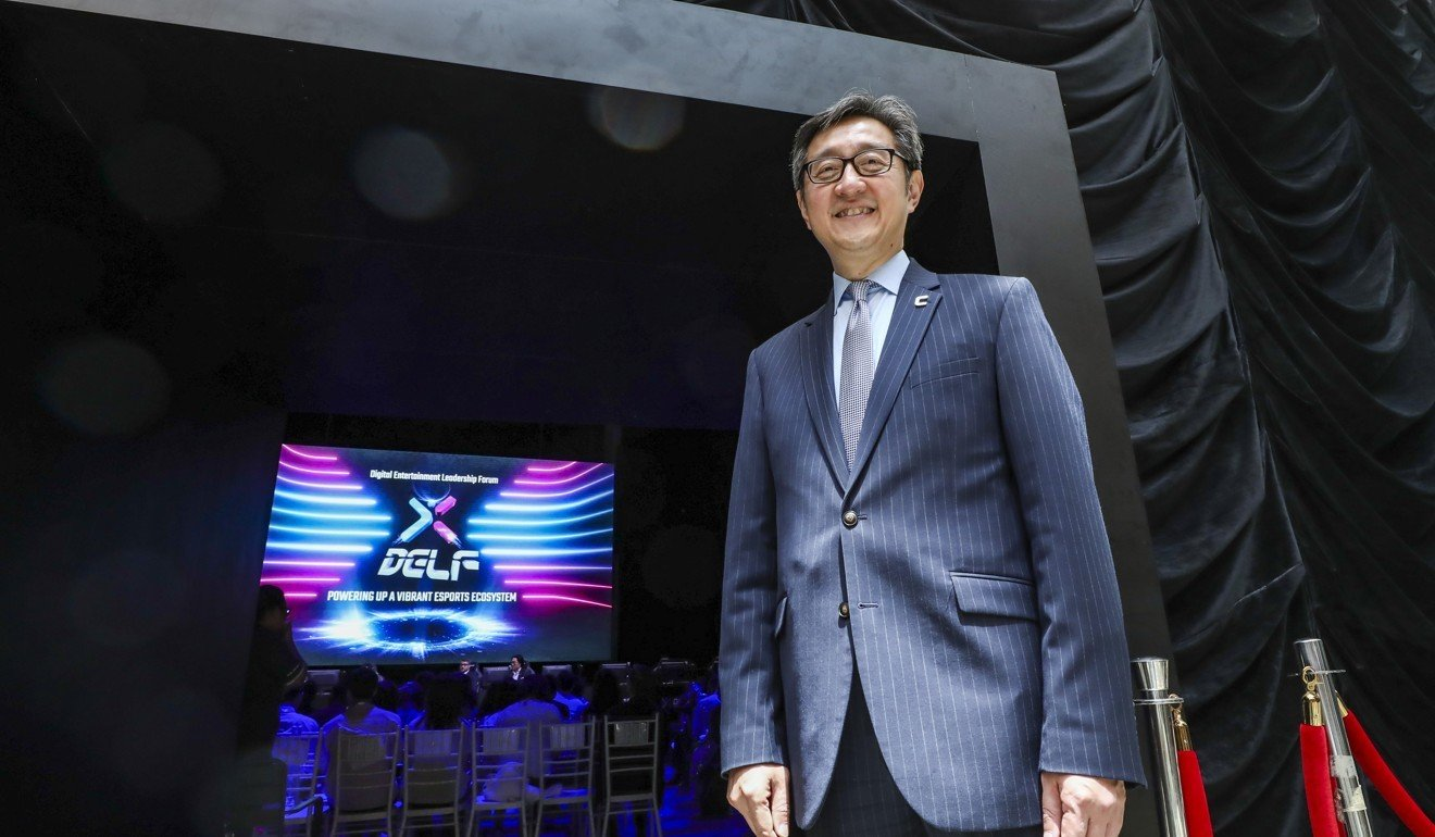 Cyberport has a plan to make Hong Kong a regional leader in