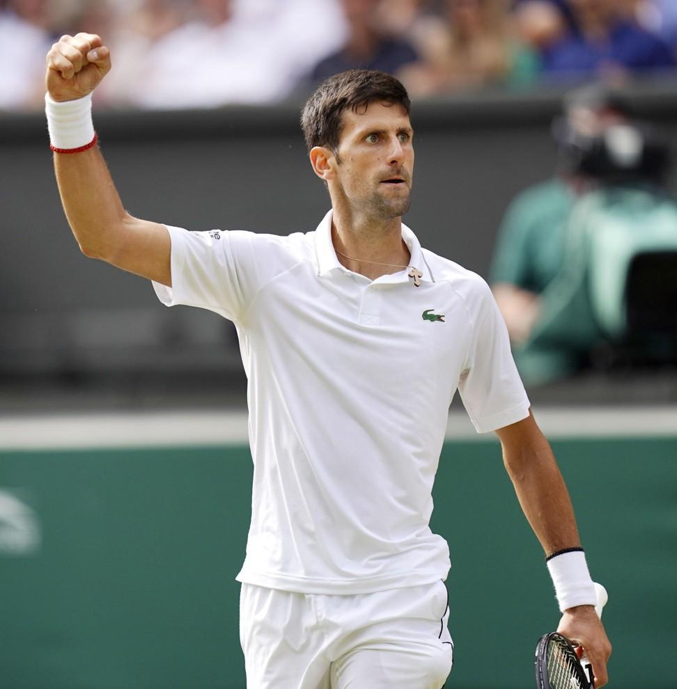 What Is Wimbledon Tennis Champion Novak Djokovic S Vegan Diet South China Morning Post