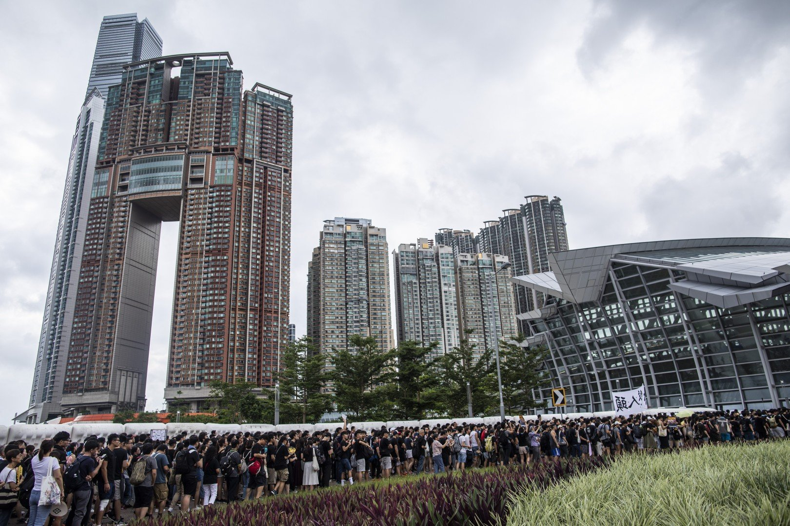 Why the extradition bill protests won't burst Hong Kong's
